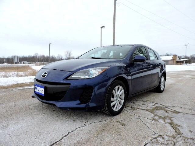 2012 Mazda MAZDA3 I GRAND TOURING W/SKYACTIV-G