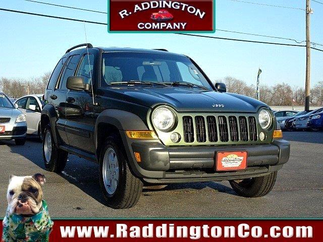 2007 Jeep Liberty Sport 4WD