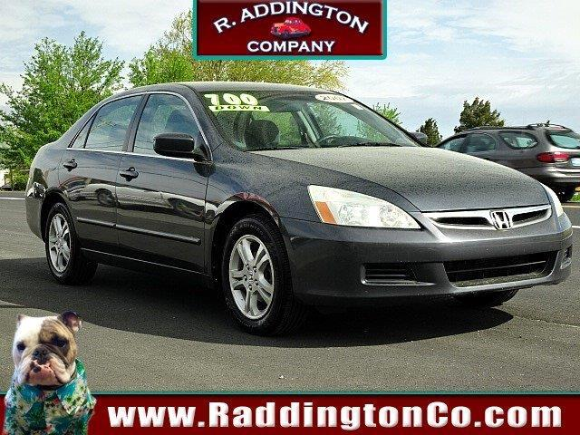 2007 Honda Accord LX SE Sedan AT
