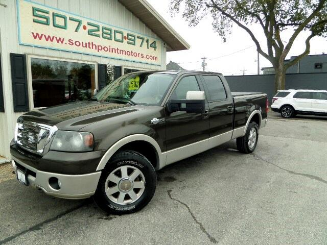 2008 Ford F-150 King Ranch SuperCrew 6.5-ft. 4WD