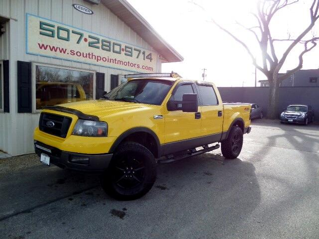 "2004 Ford F-150 4WD SuperCrew 150"" FX4"