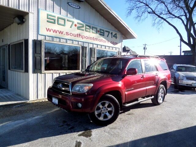 2007 Toyota 4Runner Sport Edition 4WD