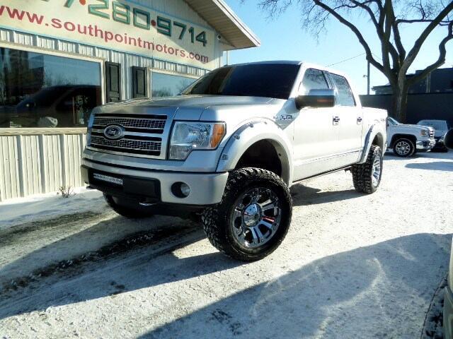 """2011 Ford F-150 4WD SuperCrew 145"""" Platinum"""