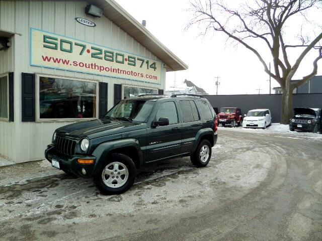 2002 Jeep Liberty 3.7L 4WD