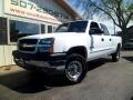 2004 Chevrolet Silverado 2500HD