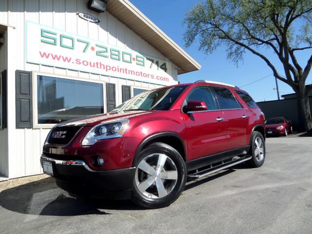 Used 2010 Gmc Acadia For Sale In Rochester Mn 55906