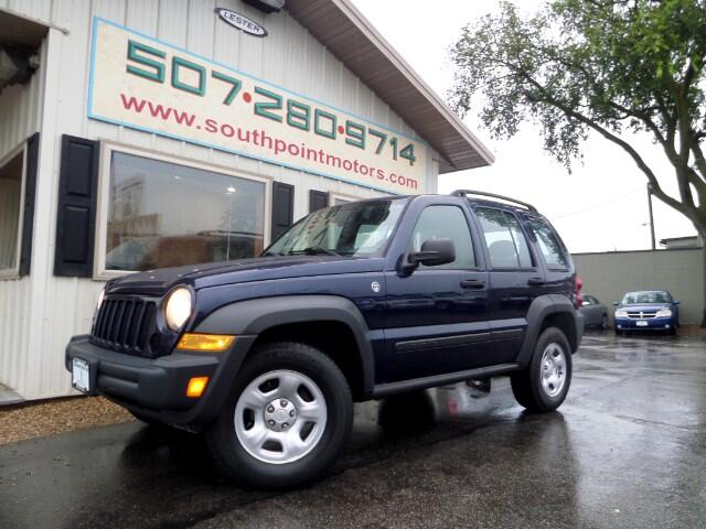 Used 2007 Jeep Liberty For Sale In Rochester Mn 55906