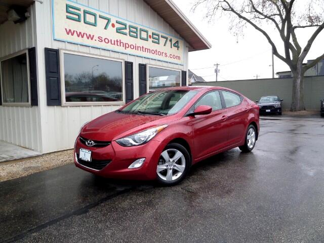 Used 2013 Hyundai Elantra For Sale In Rochester Mn 55906