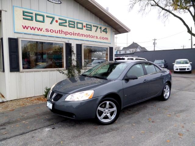 Used 2008 Pontiac G6 Sedan For Sale In Rochester Mn 55906