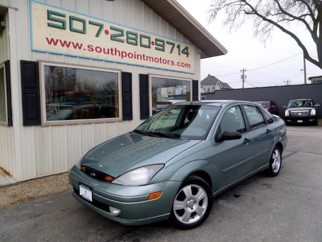 Used 2003 Ford Focus Zts For Sale In Rochester Mn 55906