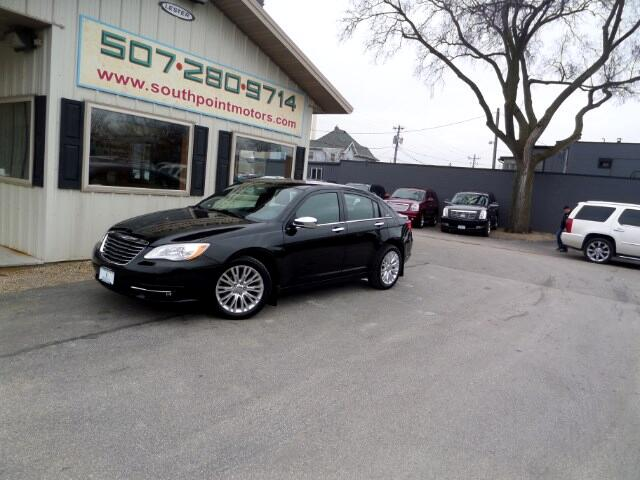 used 2011 chrysler 200 limited for sale in rochester mn ForSouthpoint Motors Rochester Mn