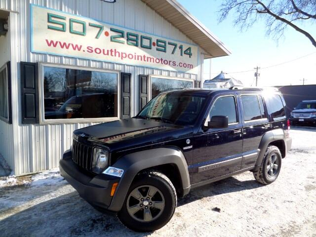2011 Jeep Liberty Renegade 4WD