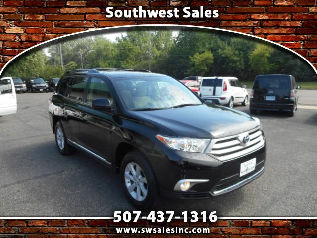 2013 Toyota Highlander PLUS 4WD