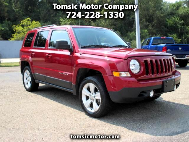 2015 Jeep Patriot Latitude 4WD