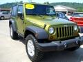 2007 Jeep Wrangler
