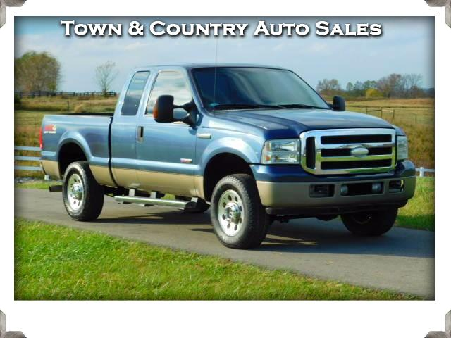 2005 Ford F-250 SD FX4 SuperCab 4WD