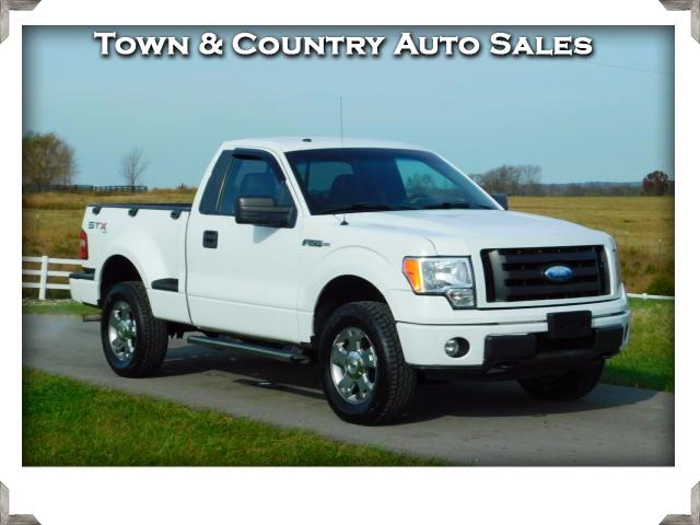 2009 Ford F-150 STX 6.5-ft. Bed Flareside 4WD