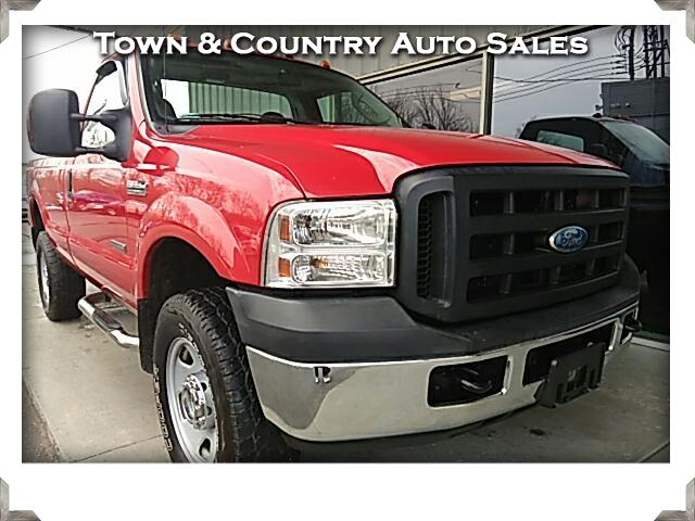 2007 Ford F-350 SD FX4