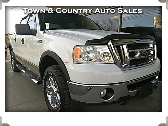 2008 Ford F-150 SuperCrew XLT 4WD