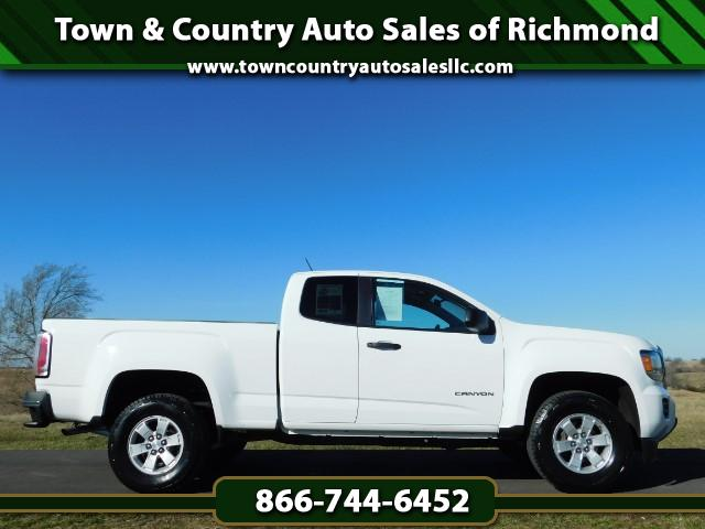 2015 GMC Canyon Base Ext. Cab 2WD
