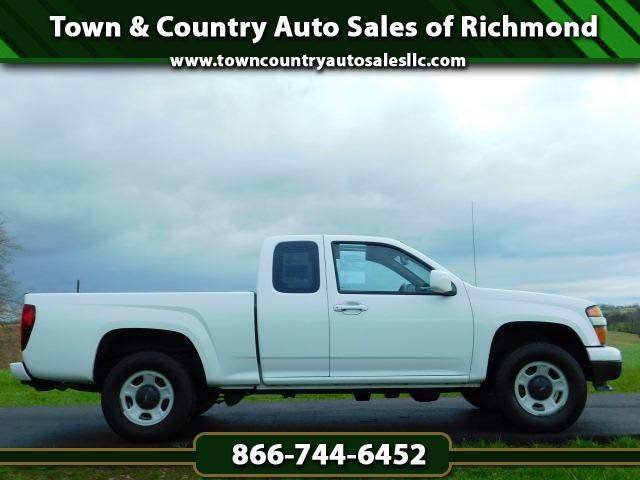 2010 Chevrolet Colorado Z71 Ext. Cab 4WD