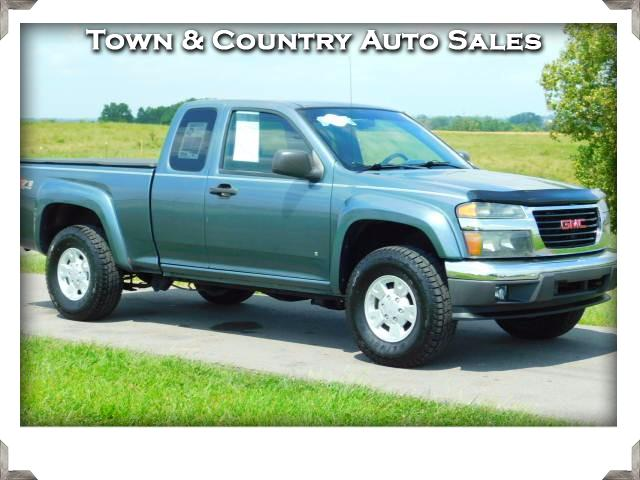 2007 GMC Canyon SLE Z71 Ext. Cab 4WD