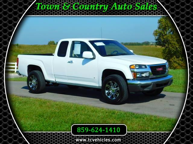 2009 GMC Canyon Ext. Cab 4WD