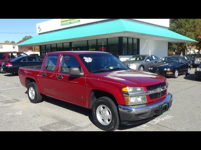 2006 Chevrolet Colorado LT1 Crew Cab 2WD