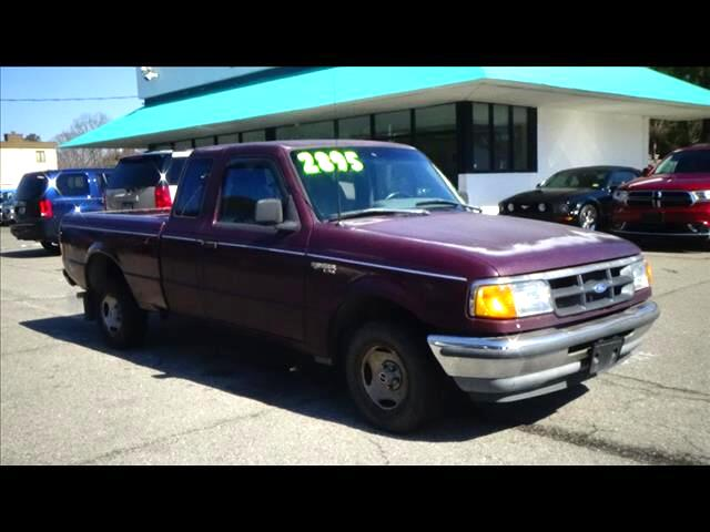 1993 Ford Ranger XL SuperCab 2WD