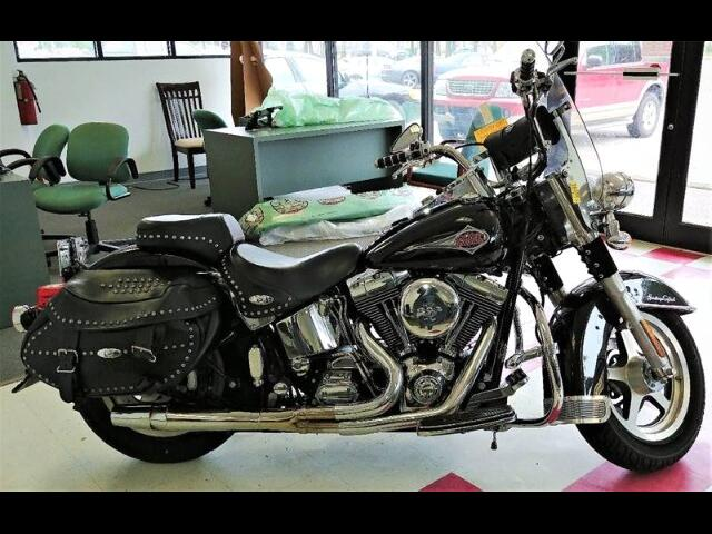 2001 Harley-Davidson FLSTCI Hertage Soft Tail