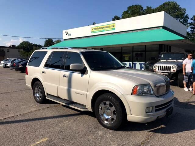2005 Lincoln Navigator Luxury 4WD