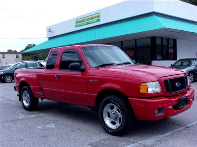 2004 Ford Ranger Edge SuperCab 4.0L 2WD