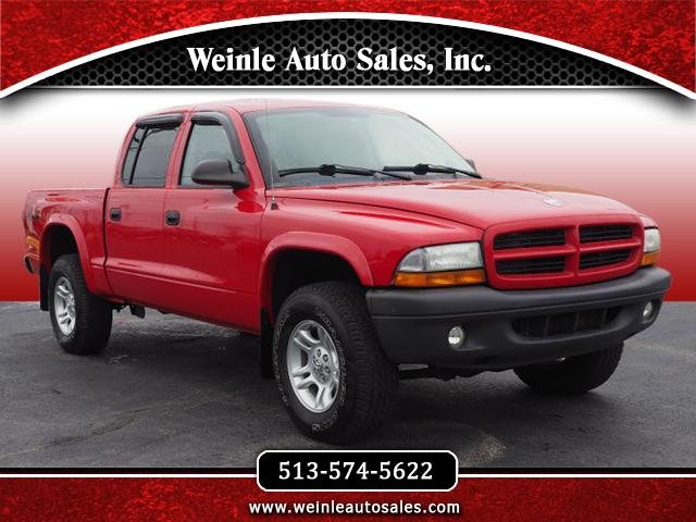 2003 Dodge Dakota Sport Plus Quad Cab 4WD