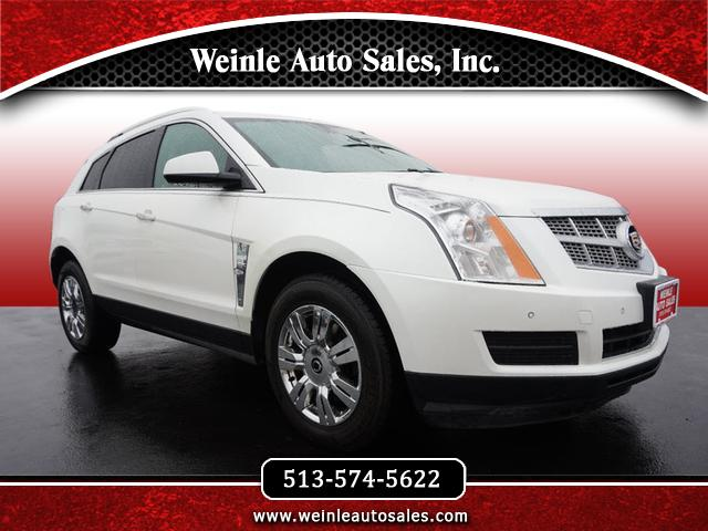 2011 Cadillac SRX Luxury Collection AWD with Navigation