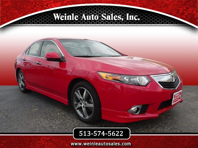 2013 Acura TSX Special Edition w/Automatic