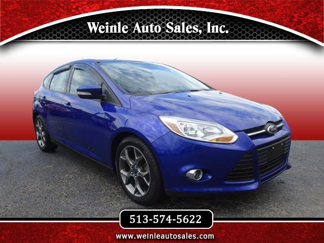 2014 Ford Focus SEL Hatch