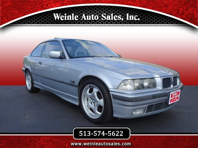 1996 BMW 3-Series 328iS