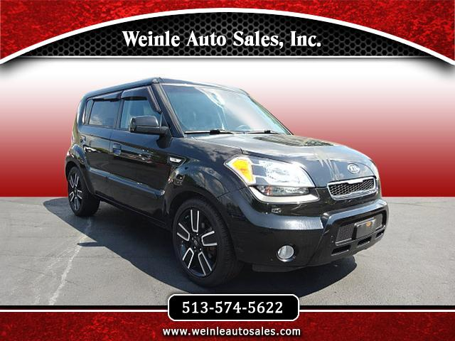 2010 Kia Soul ! w/Umber Package 2