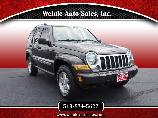 2006 Jeep Liberty Limited 4WD Diesel