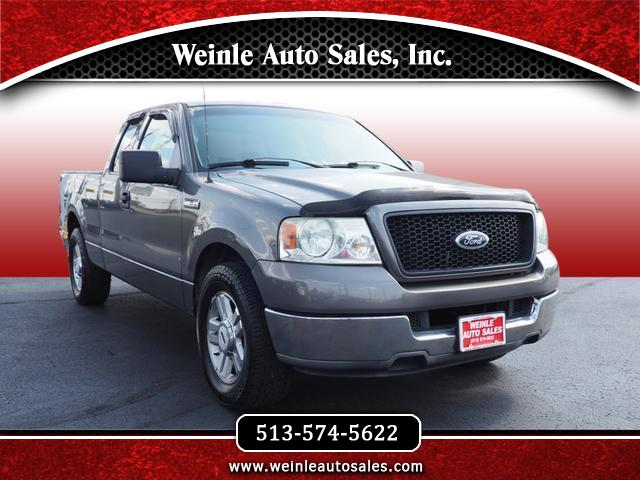 2004 Ford F-150 XLT SuperCab Long Bed 2WD