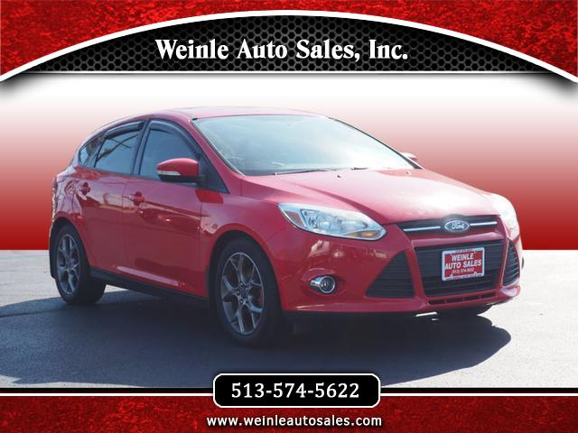 2013 Ford Focus SE Sport 5door