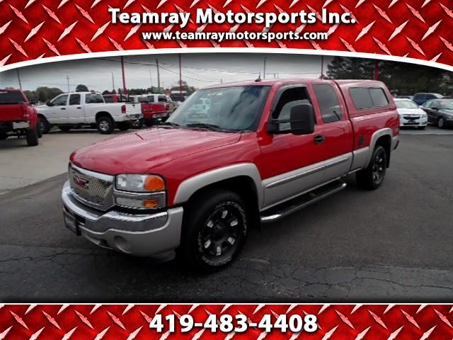 2005 GMC Sierra 1500 SLT Ext. Cab Short Bed 4WD