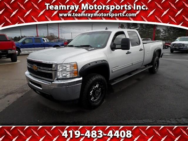 2011 Chevrolet Silverado 2500HD LT Crew Cab Long Box 4WD