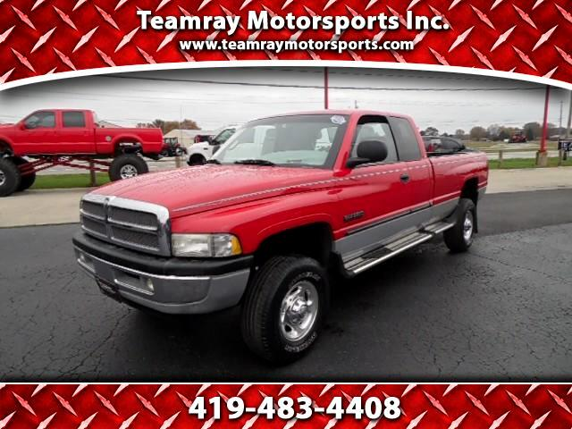 2000 Dodge Ram 2500 Quad Cab Long Bed 4WD