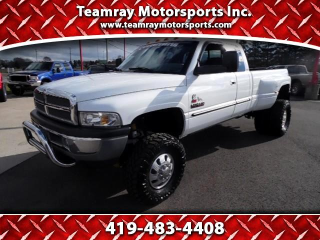2000 Dodge Ram 3500 Quad Cab Long Bed 4WD
