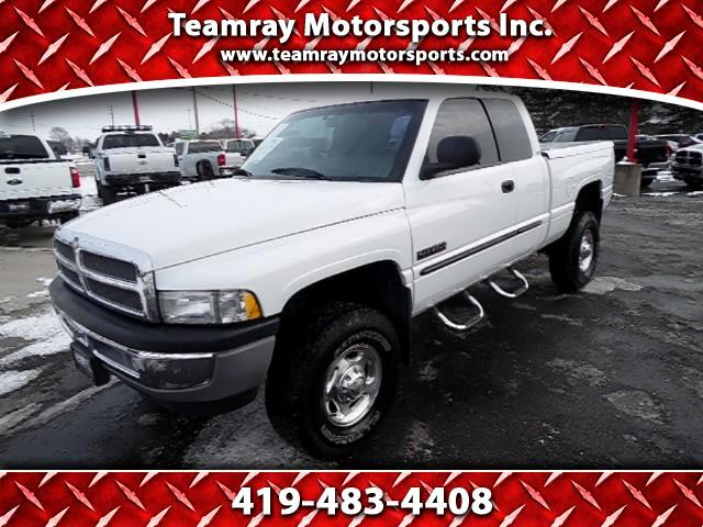 2002 Dodge Ram 2500 SLT Plus Quad Cab Short Bed 4WD