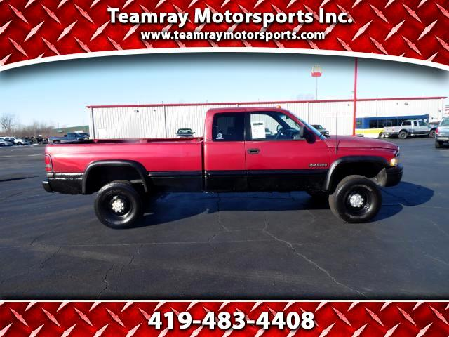 1998 Dodge Ram 2500 Club Cab 8-ft. Bed 4WD