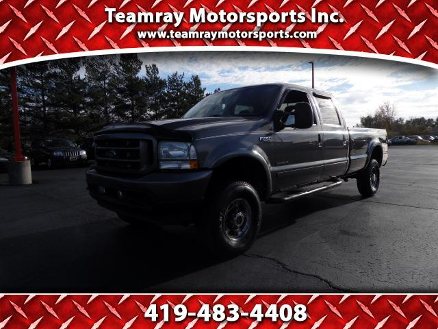 2003 Ford F-250 SD XLT Crew Cab Long Bed 4WD