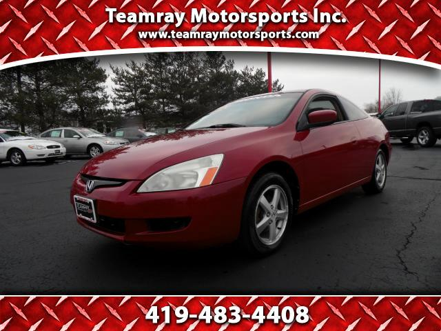 2004 Honda Accord EX coupe