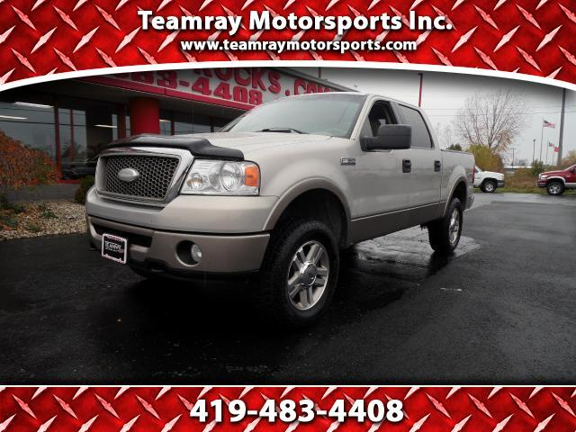 2006 Ford F-150 Lariat SuperCrew 6.5-ft. Bed 4WD